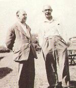 C.S. Lewis et son frère Warren