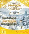Narnia arrive chez McDonald's